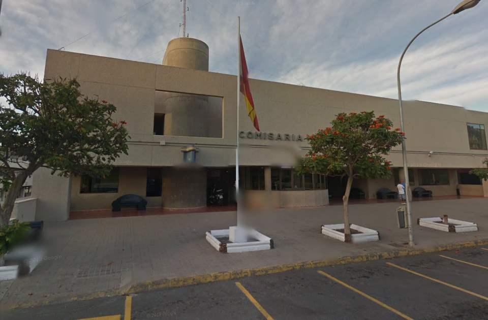 Comisaría de Playa del Inglés