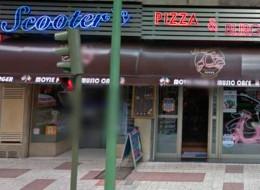 Pizzería Scooter's Néstor de la Torre