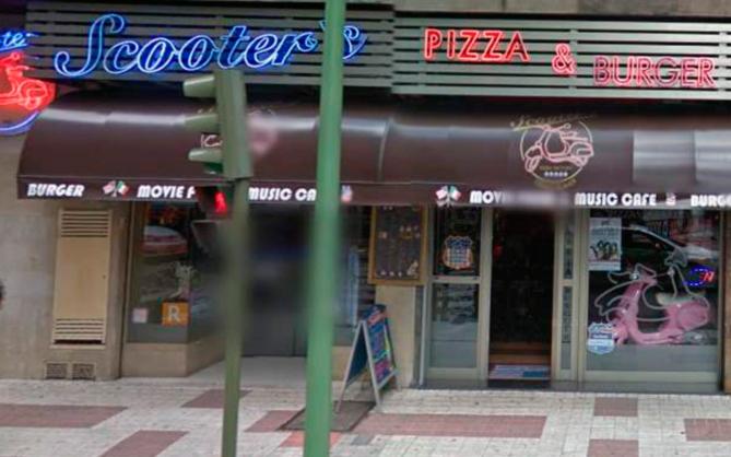 Pizzería Scooter's Siete Palmas