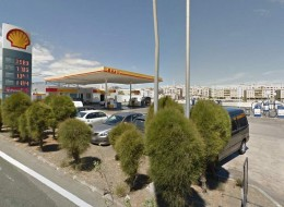 Gasolinera Shell Los Tarahales