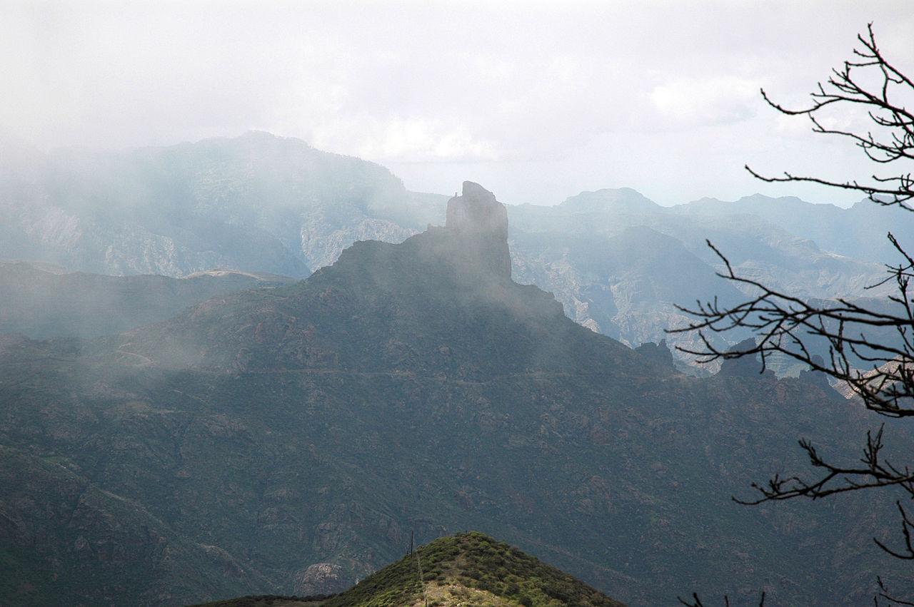 Mirador de Roque Bentayga