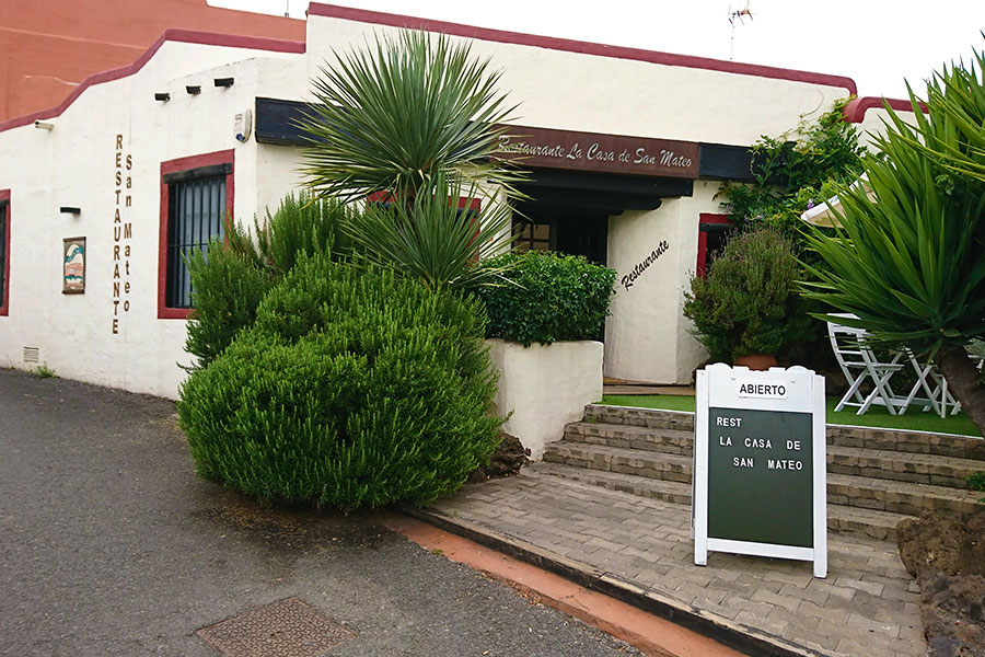 La Casa de San Mateo