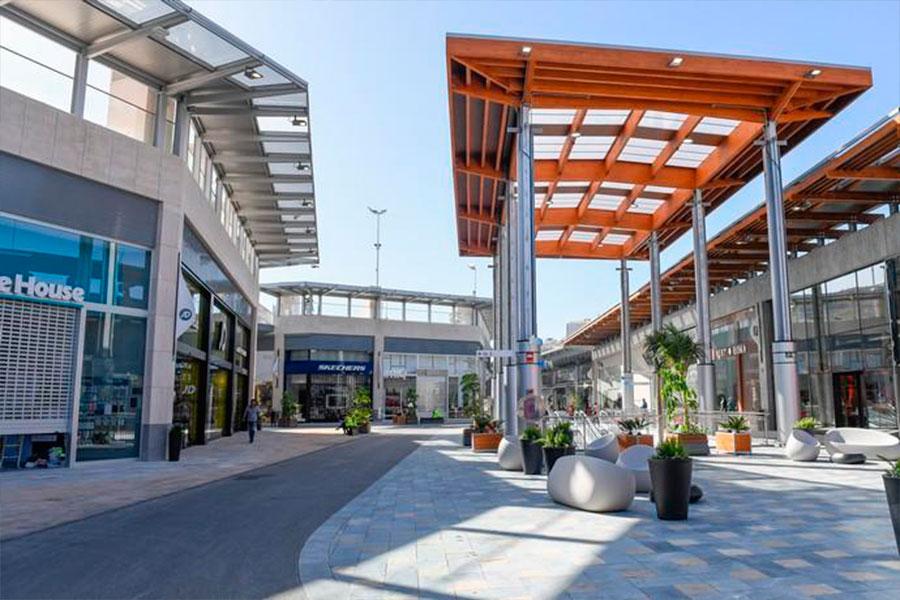 Centro Comercial Los Alisios